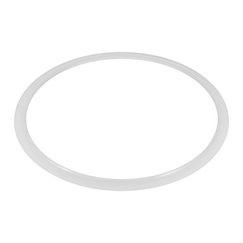 (Silicone Pressure Cooker Sealing Ring Rubber Gasket Universal Replacement Sealer for Power Pressure Cookers(26cm))