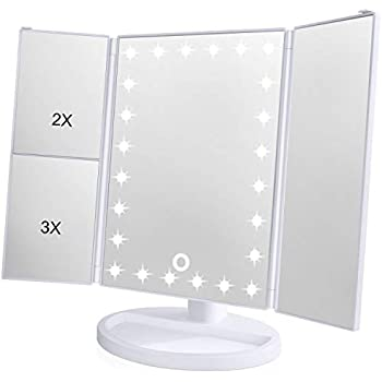 Amazon Com Tvictory Premium Lighted Makeup Vanity Mirror