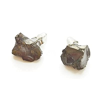 Cheap Karelian Heritage Elite Shungite Stud Earrings Protection Jewelry Gift for Her EA05 supplier