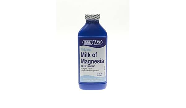 Amazon.com: OTC64916 - Generic Otc Milk of Magnesia: Health & Personal Care