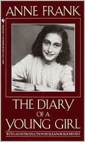 Image result for the diary of a young girl anne frank book cover