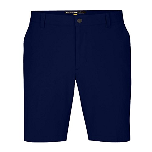 Greg Norman ML75 Micro Lux Golf Shorts 2017 Dark Navy 44