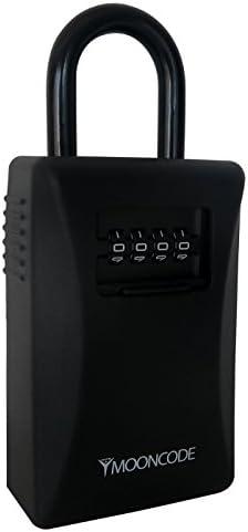 Le Frostfire Mooncode Coffre de S/écurit/é portable