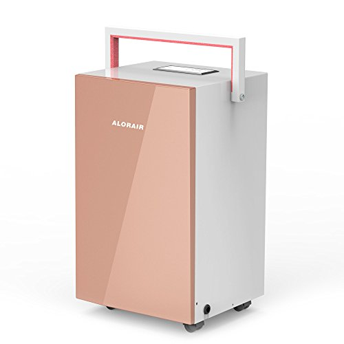 AlorAir Commercial Dehumidifier 16L for Household, Office, Home, Kitchen,...