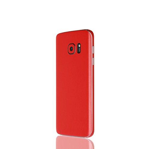 AppSkins Rückseite/Seitenteile Samsung Galaxy S7 Color Edition red