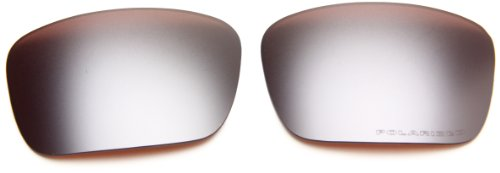 Oakley Fuel Cell 16-961 Polarized Rimless Sunglasses,Multi Frame/VR28 Brown Lens,One - Vr28 Sunglasses