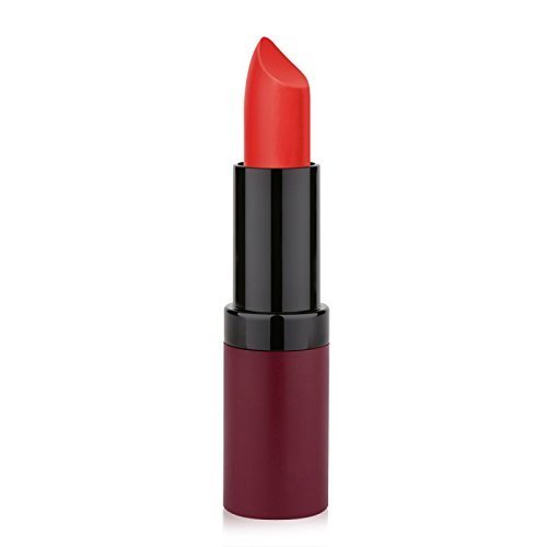 Golden Rose Velvet Matte Lipstick - 24 - Burst Sienna Orange by Golden Rose