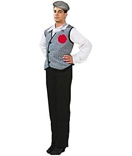 Disfraz de Madrileño para hombre: Amazon.es: Juguetes y juegos