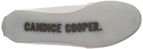 Candice Cooper cora.alba - De Plataforma de cuero mujer Gris