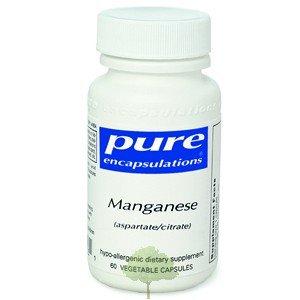 Pure Encapsulations - Manganèse Années 60