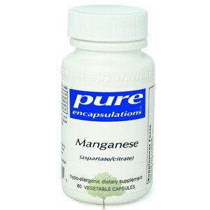 Pure Encapsulations - Manganèse