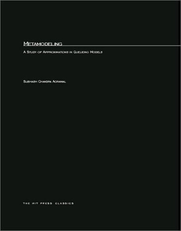 Download Metamodeling: A Study of Approximations in Queueing Models (MIT Press) PDF