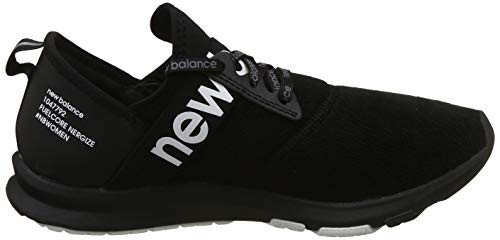 Women's New AW18 NERGIZE FuelCore Shoes Black Training Balance 6qrq1wt