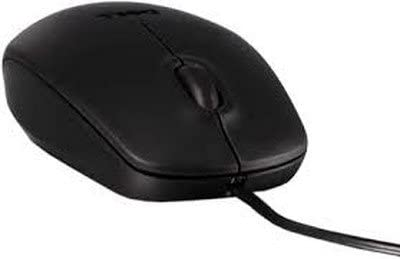 Dell MS111 Mouse 2 buttons USB wired optical