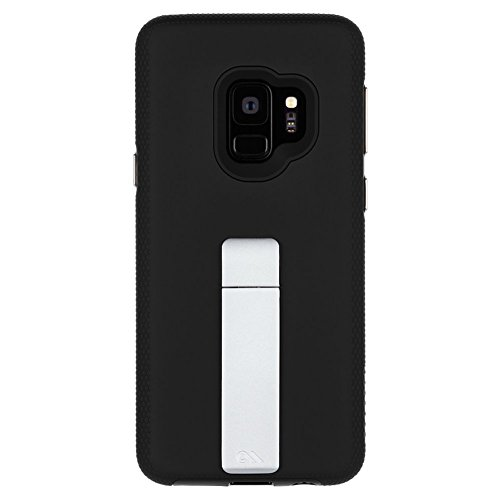 Case-Mate - Samsung Galaxy S9 Case - Tough Stand - Ultra Protective - 10 ft Drop Protection - Slim Design - Black by Case-Mate