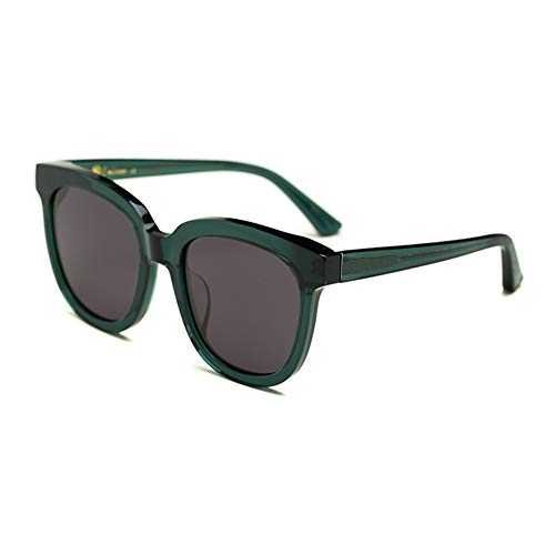 Reading Glasses Polarized Light Driving Outdoor Sports Sunglasses for Men/Women Suitable Against Eye Fatigue Golf Driving Eyeglass Frame Wood Glasses,Green