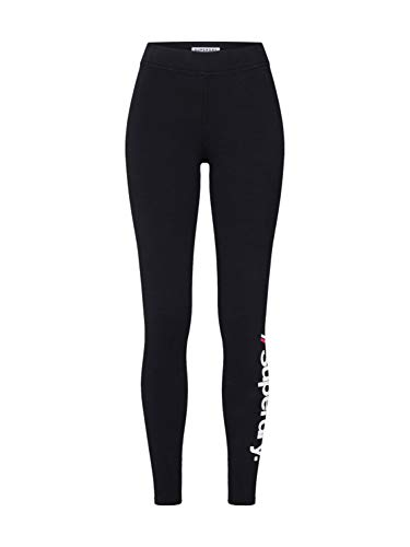 Superdry Damen Logo Leggings