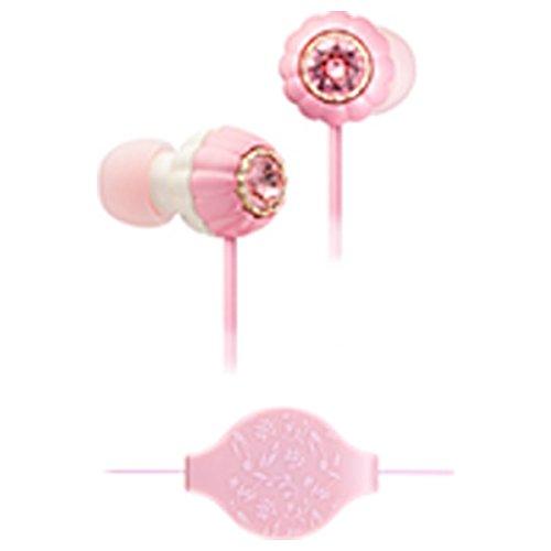 Hitachi Inner Ear Canal Headphone Pearl Pink