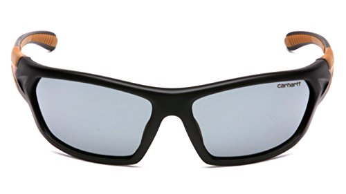 Carhartt Carbondale Safety Sunglasses with Gray Lens 2