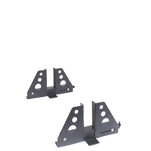 Tower Conversion Kit - Racksolutions Rack to Tower Conversion Kit Components Other 118-1619 Textured Black Powder