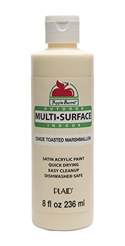 urface Paint in Assorted Colors (8 oz), 22462E Toasted Marshmallow ()
