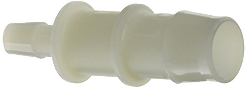 Pack of 10 3//16 Hose Barb to 3//32Hose Barb Eldon James C3-1.5-200NN Natural Nylon Reduction Coupler