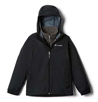 Columbia Kid's GlennakerInterchange Jacket Outerwear Black XX-Small