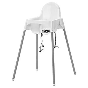 IKEA ANTILOP - Chaise Haute Avec Ceinture de Sécurité - 90 cm 12