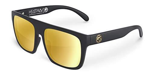 - Heat Wave Visual Regulator Sunglasses in 24K Gold Polarized