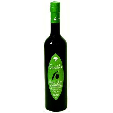 Castelas French Extra Virgin Olive Oil - 500ml from Castelas