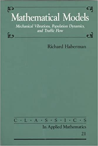 Amazon mathematical models mechanical vibrations population mathematical models mechanical vibrations population dynamics and traffic flow classics in applied mathematics fandeluxe Choice Image