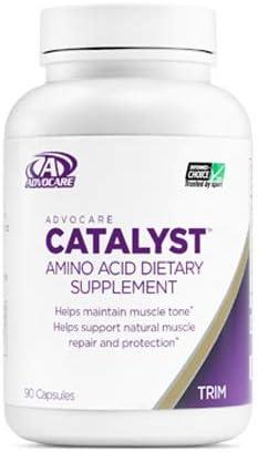 AdvoCare Catalyst Amino Acid Dietary Supplement 90 Capsules