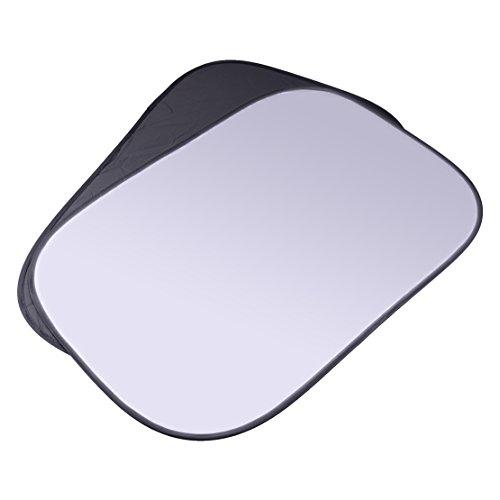beler 2pcs Foldable Sunroof Shade Sunshade Heat Isolate Fit For Mini Cooper F54 F55 R55 F56 R56 2007-2017 ()