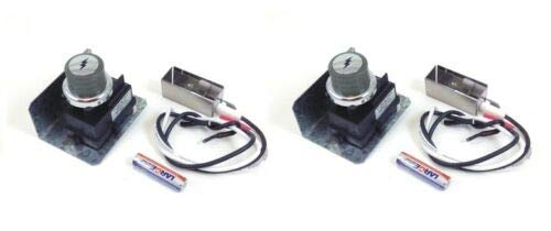 (2) Gas Grill Replacement Igniter Kit 91360