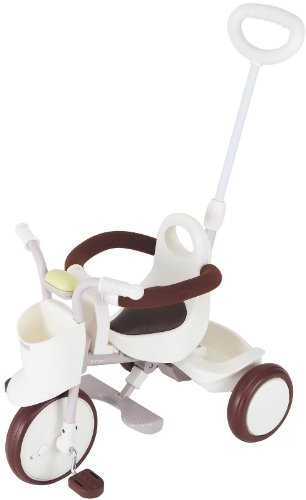 Japan import // The package and the manual are written in Japanese iimo TRICYCLE 01 Gentle White M /& M 1004 White