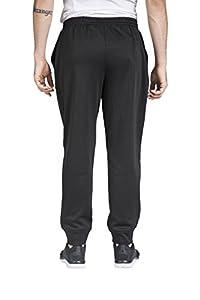 Avia Men's Poly-Fleece Zip Pocket Jogger Pant