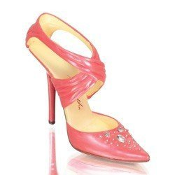 Breathtaking Collectible Miniature Shoe - Just the Right Shoe by Raine - Miniature Shoe
