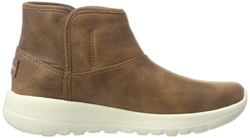 chesnut Skechers On harvest Mujer Botines the go Csnt Marrón Para n686rxqZPw