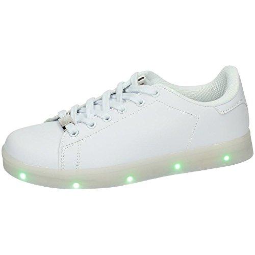 DEMAX , Chaussures de sport femme Blanc