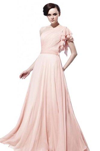 Passat Women's Dreses Cocktail Bandage Dress Size US10 Color Pink