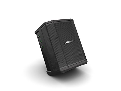 (Bose S1 Pro Bluetooth Speaker System w/ Battery, Black)