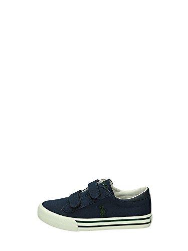 Ralph Lauren - Zapatillas para niño Azul