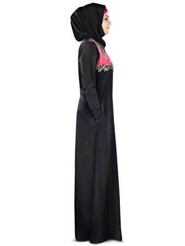 Frauen Gerade MyBatua Burqa muslimischen Abaya Sirin