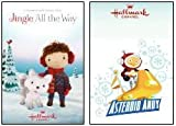 Hallmark Channel Favorite Christmas Movies: Jingle All The Way & Asteroid Andy's It's a Wonderful Sweater
