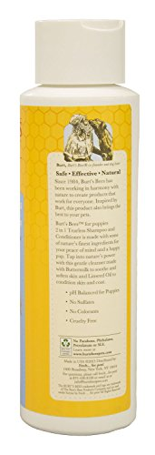 Burts-Bee-2in1-Tearless-Puppy-Shampoo-16-Ounce