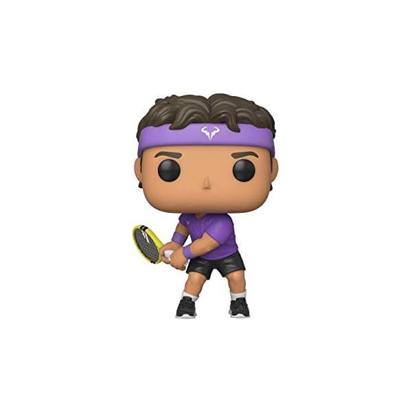 בובת POP מסוגננת בדמות רפאל נדאל שחקן הטניס המצליח !