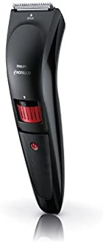 Philips QT4005 - Afeitadora eléctrica de láminas para hombre, 0.5 mm, color negro: Amazon.es: Salud y cuidado personal