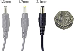 DC Extension Cable 5M 10M 2.1mm x 5.5mm Female to Male Plug for 12V Pow