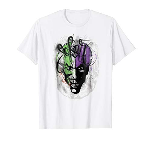 Batman Joker Airbrush T Shirt