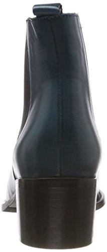 Dress 380 Petrol Chelsea Women's Green Boots Bianco aqS51x